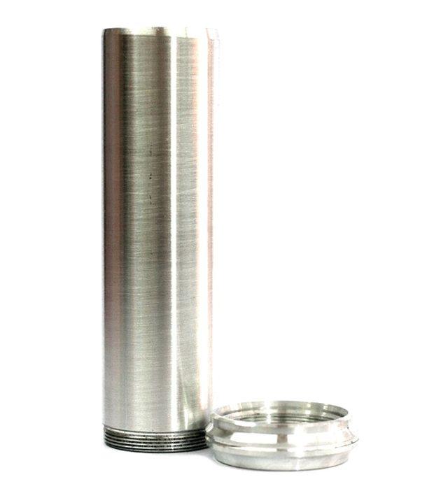 Футляр для ключей (алюминий) 35мм/100мм
